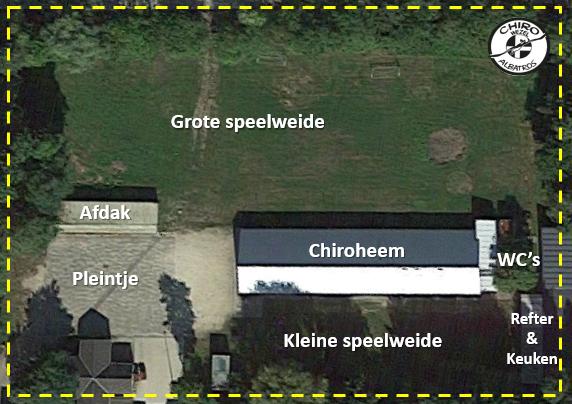 Chirodomein satelliet