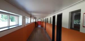 Centrale gang (begin)